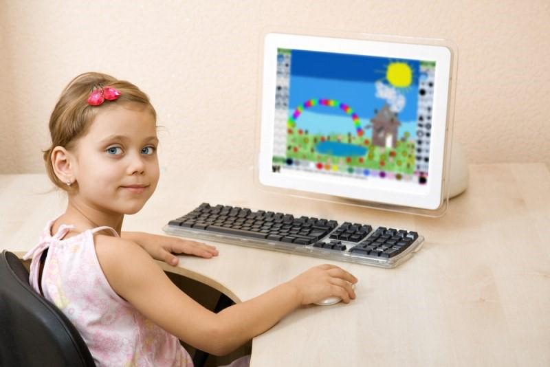 ребенок икомпьютер