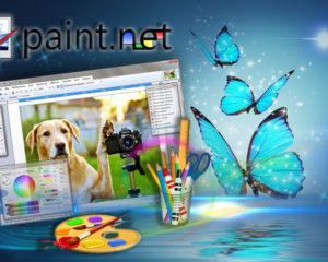 изучение Paint.net