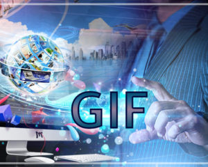 анимированное изображение